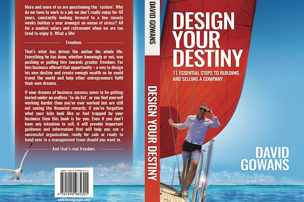 Design your Destiny David Gowans